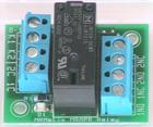 DPDT relay with LED