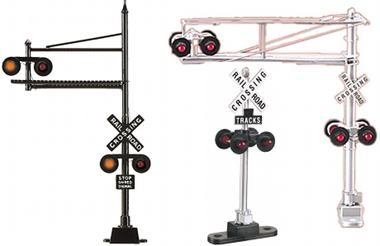 how to wire mth rail king operating crossing signals mth operating crossing signals