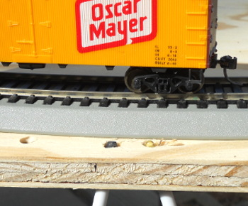 How to install model railroad infrared train detectors
