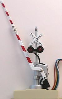 MTH-crossing-gate Ac Light Switch Wiring Diagram on