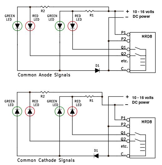 model signals wiring micro engineering ho flex track con cor zephyr