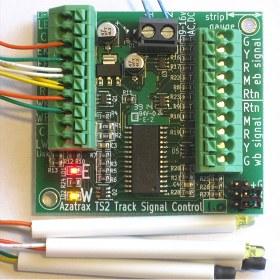 block signal circuit
